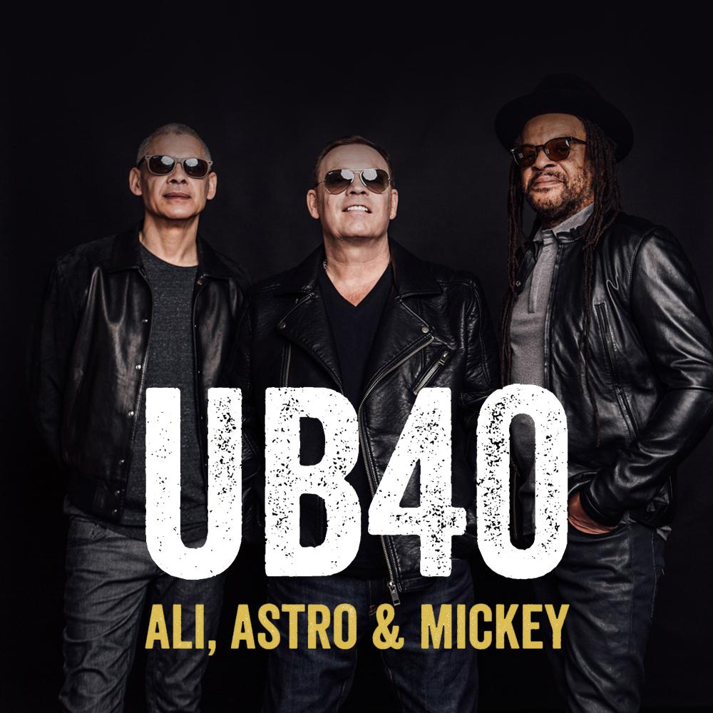 Οι UB40 είναι ένα reggae συγκρότημα που σχηματίστηκε στο Birmingham το 1978. Το αρχικό line up αποτελούνταν από τους Robin Campbell (κιθάρα φωνητικά)