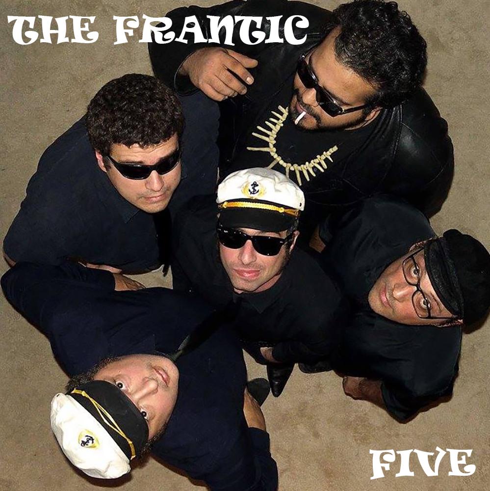 The Frantic Five Radio Nowhere
