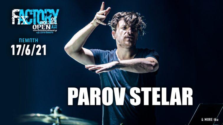 Parov Stelar & Gramatik Thessaloniki Radio Nowhere