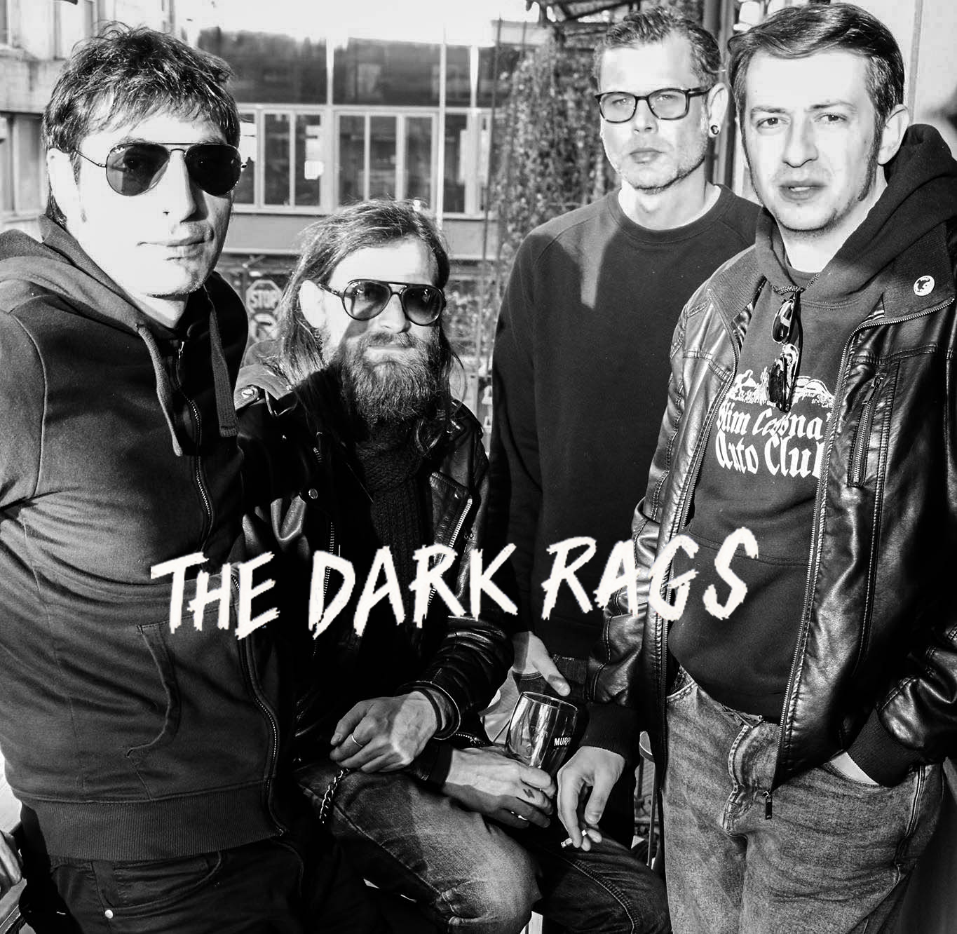 The Dark Rags (GR) Radio Nowhere