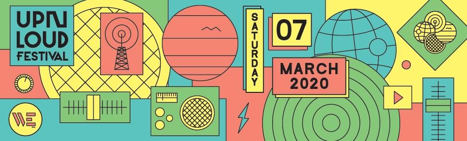 Upnloud Festival 2020 Radio Nowhere