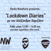 Lockdown Diaries Radio Nowhere
