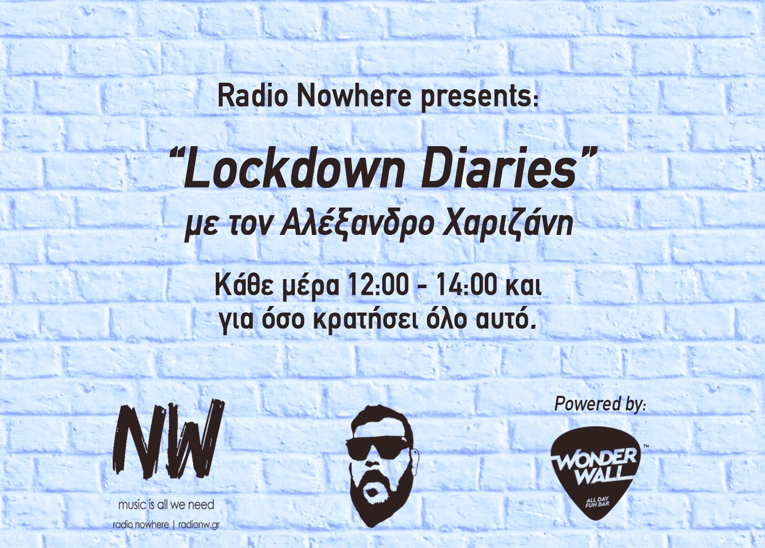 Lockdown Diaries Radio Nowhere