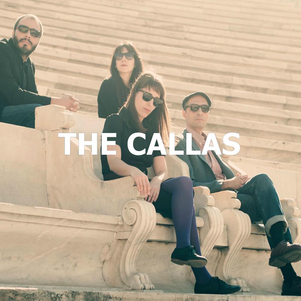 The Callas (GR) Radio Nowhere