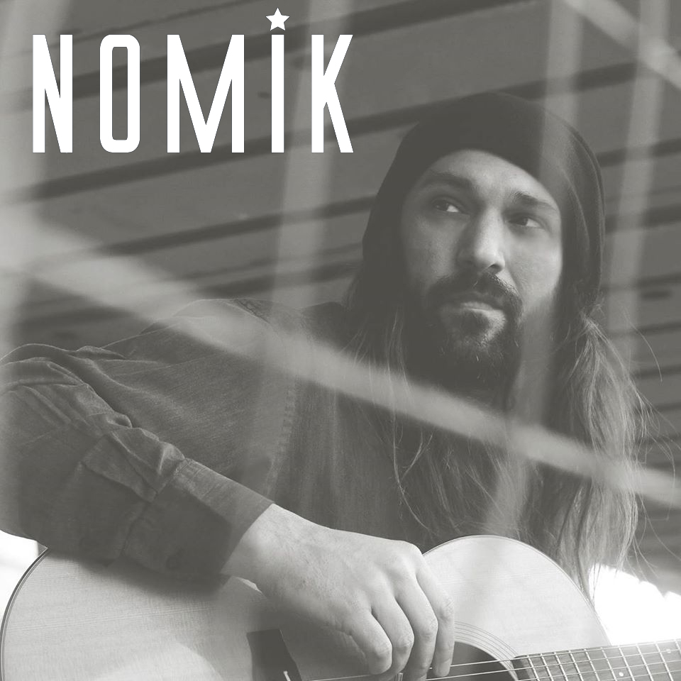 Nomik (Universal Trilogy, Sleepin Pillow, GR) Radio Nowhere