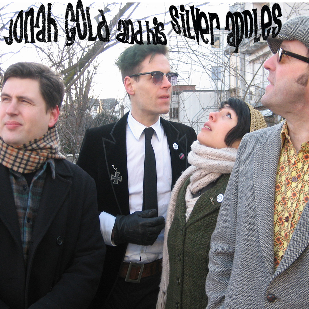 Jonah Gold And His Silver Apples (DE) Radio Nowhere