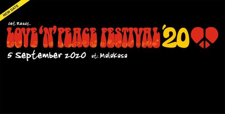 Love N' Peace Festival 2020 Radio Nowhere