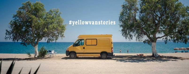 Yellow Van Stories Radio Nowhere